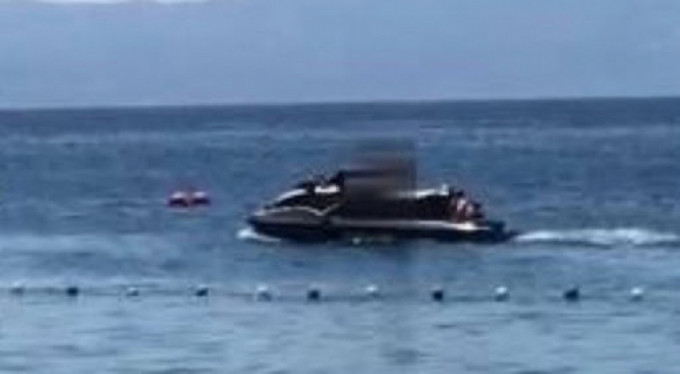 Bursa'da jet skili taciz iddiasında yeni gelişme