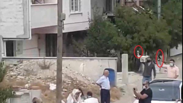 Bursa'da maganda dehşeti