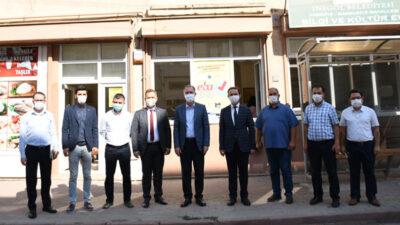 8 mahallede EBA destek noktası oluşturuldu