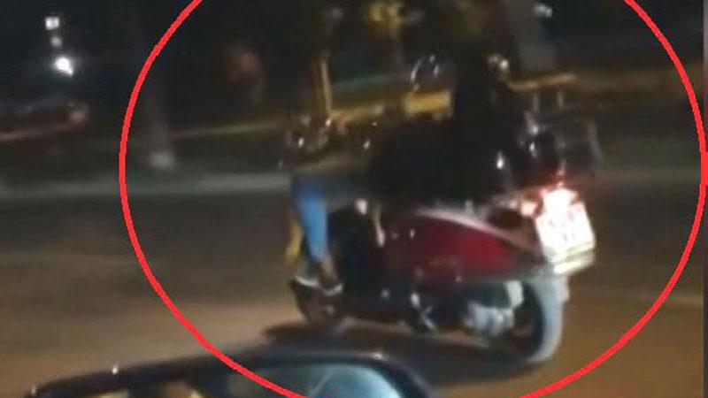 Bursa'da böyle görüntülenmişti! Yaptığı cezasız kalmadı