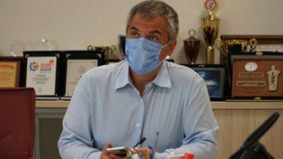'Virüsten arındırılmış hastaneye ihtiyaç var'