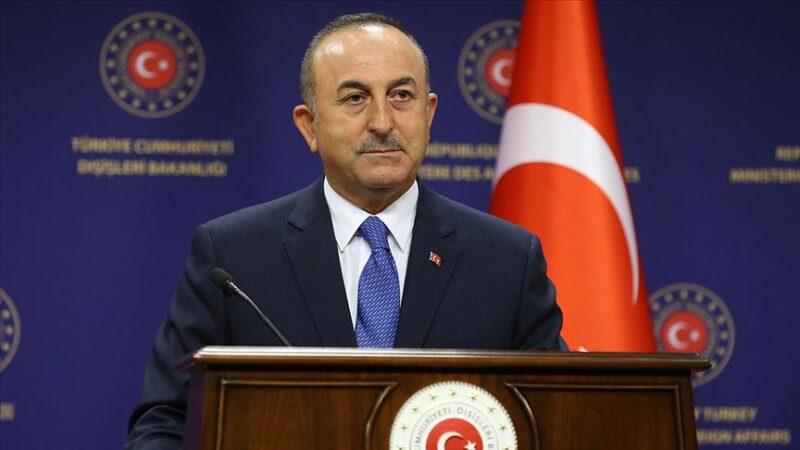 Bakan Çavuşoğlu: Milletimizin haklarını korumaya devam edeceğiz