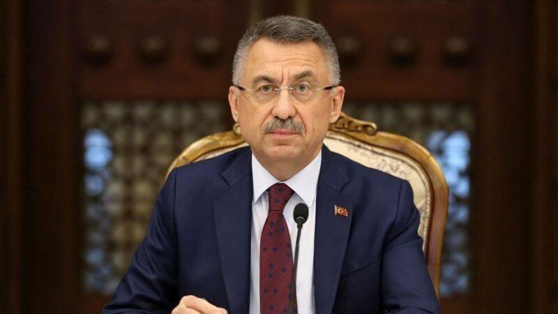 Cumhurbaşkanı Yardımcısı Oktay'dan Kılıçdaroğlu ve Özel'in sözlerine yanıt