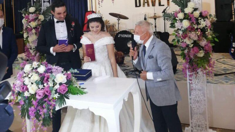 Nikah törenlerinde yeni uygulama…
