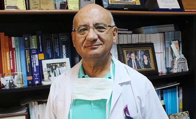Prof. Dr. Yalçın'dan aşı açıklaması