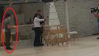 Bursa'da karantinayı ihlal edip düğün salonunda çalıştı! Hapsi isteniyor