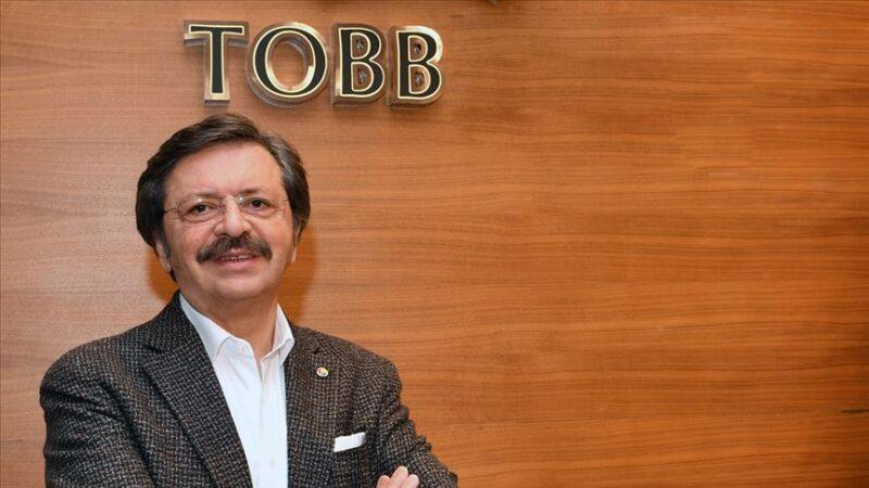 Hisarcıklıoğlu: Yeni Ekonomi Programı Türkiye'yi 2023'e hazırlayacak