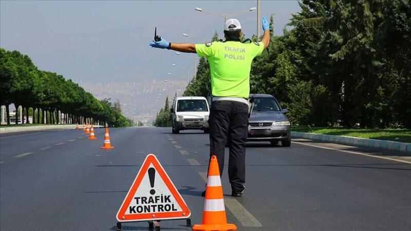 Radarla hız denetiminde 24 bin 201 sürücüye ceza