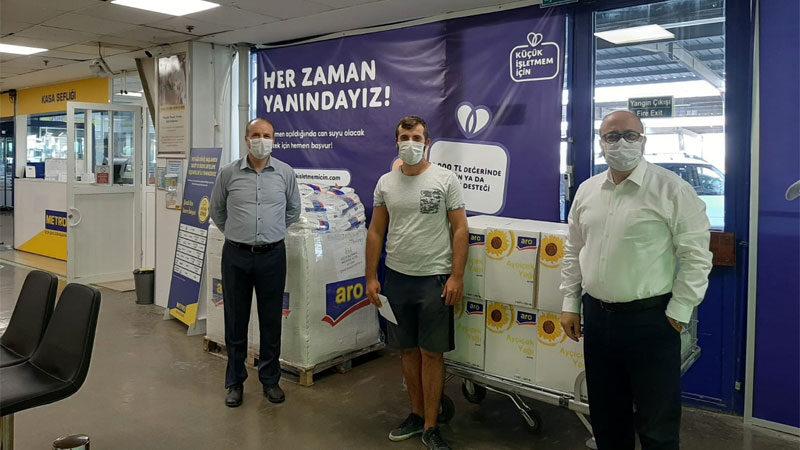 'Küçük işletmem için' projesiyle Bursa'daki işletmelere büyük destek