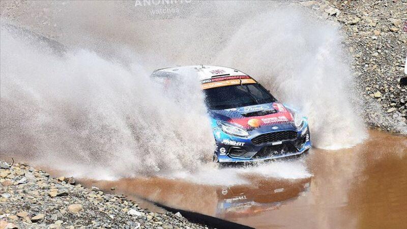 WRC'de gözler Türkiye Rallisi'ne çevrildi