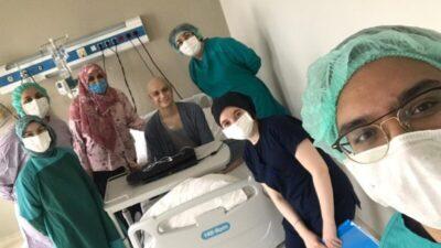Bursa'da liseli Yasin kardeşinden aldığı nakille sağlığına kavuştu