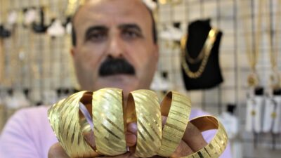 Altına zam gelince Bursa'da sahte bilezik satışları patladı