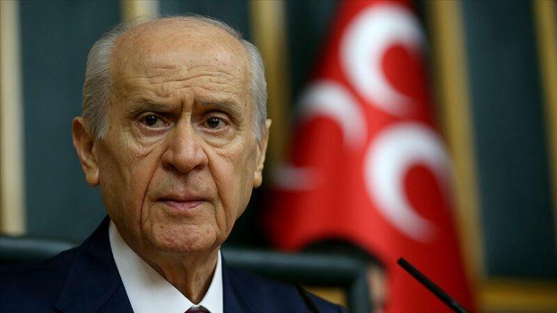 Bahçeli: 2023 yılında cumhurbaşkanı adayı Erdoğan'dır