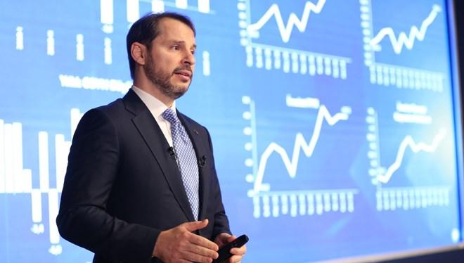 Bakan Albayrak ekonomideki son gelişmeleri değerlendirdi