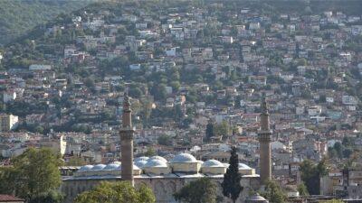 Bursa'da bu mahallede yaşayanlar kilo almıyor