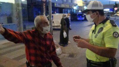 Bursa'da polisi şoke eden sözler! 'Takmıyorum, ne yaparsanız yapın!'