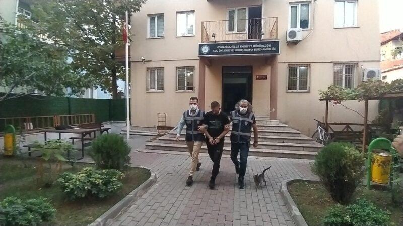 Bursa'da 3 kişiyi kana bulayan firari yakalandı!