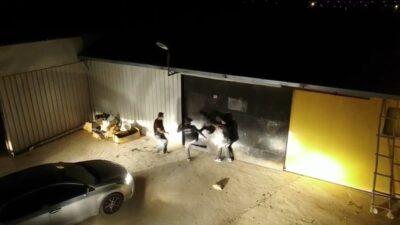 Bursa'da dev operasyon! Fabrikayı uyuşturucu serasına dönüştürmüşler