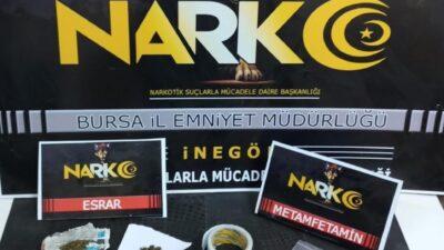 Bursa'da nefes kesen kovalamaca sonucu yakalandı