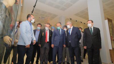 Bursa'da Şehitler Anıtı'na özel sergi salonu