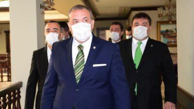 Bursaspor Başkanı Kamat; Resmi teklif yok…