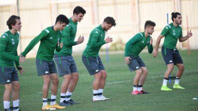Timsah'ın kamp planı… Milli maç arasında…