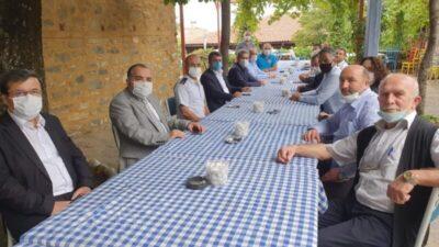 Cumalıkızık'ta 'pandemi' zirvesi