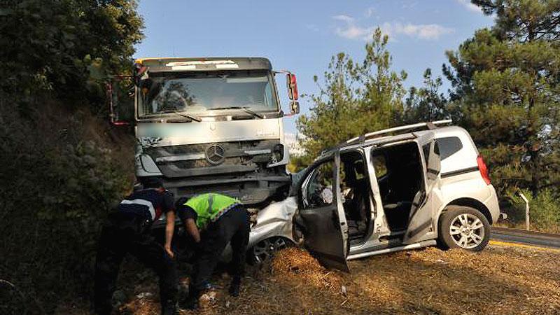 Bursa'da korkunç kaza: Yaralılar var…