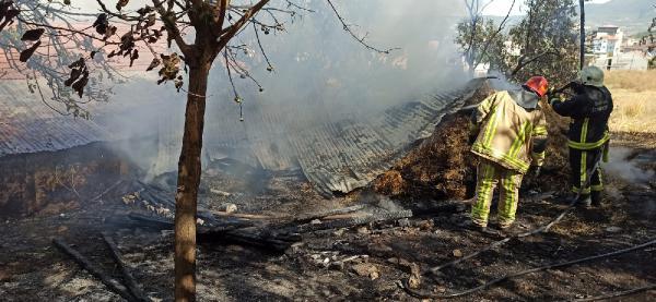 Yer: Bursa… Alevlerin arasından son anda kurtarıldı