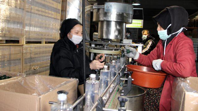 Koronavirüsle nedeniyle satışlar patlayınca üretim de yüzde 600 arttı