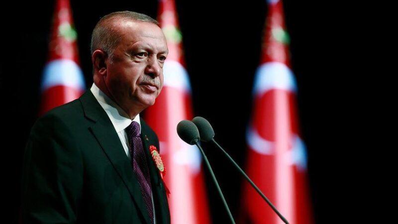 Cumhurbaşkanı Erdoğan'dan Doğu Akdeniz diplomasisi