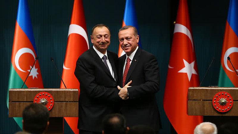 Erdoğan ile Aliyev Dağlık Karabağ'ı görüştü