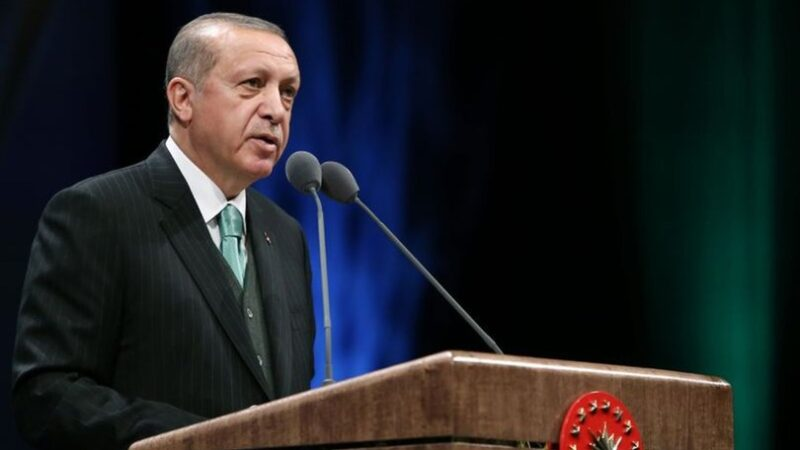 Cumhurbaşkanı Erdoğan'dan Azerbaycan çağrısı