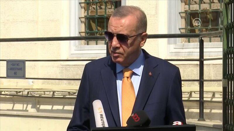 Erdoğan: Mecburen şimdi tekrar işi sıkmak durumundayız