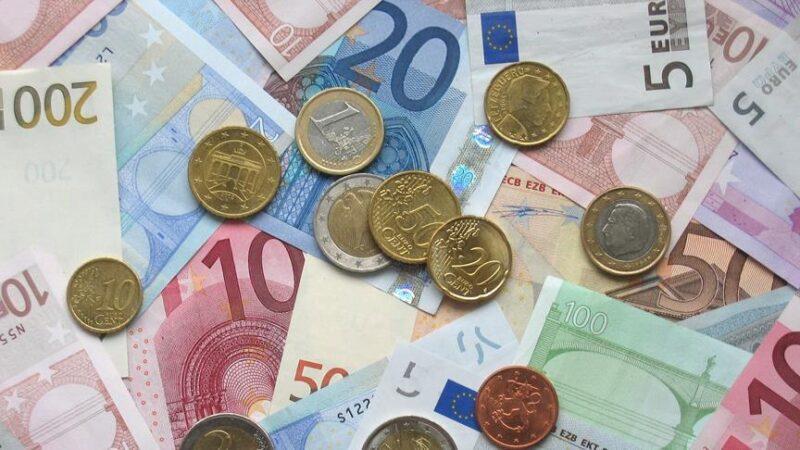Euro'da yeni zirve