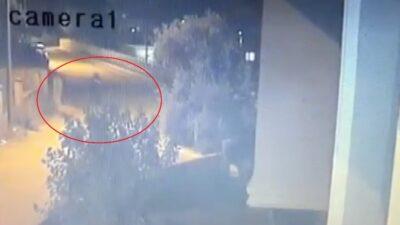 Bursa'da ev sahibini gören hırsız 2. kattan böyle atladı