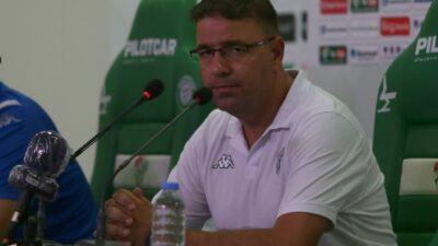 Bursaspor Teknik Sorumlusu Fazlı Tan'dan maç sonu açıklamalar