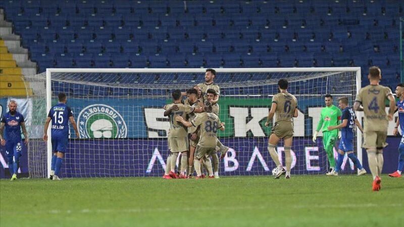 Fenerbahçe sezonun ilk maçında kazandı