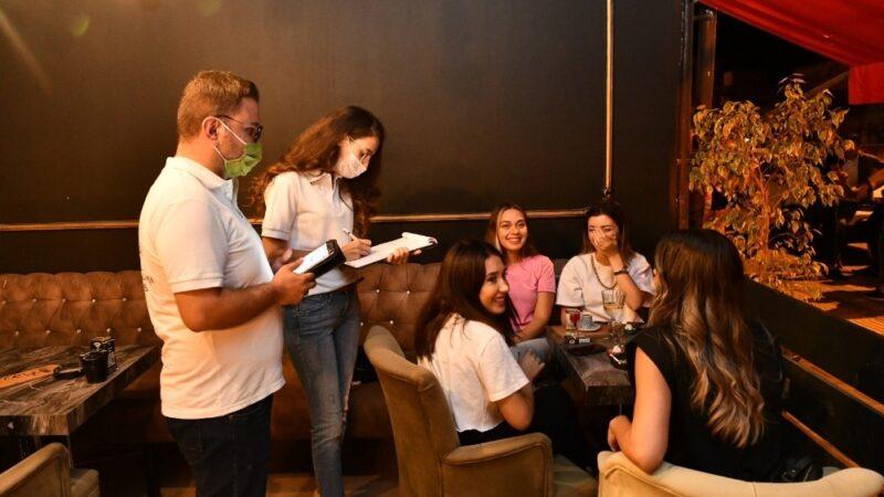 Gençlerden Mustafakemalpaşa Belediyesine tam not
