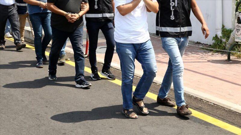 Bursa'da uyuşturucu operasyonu: Çok sayıda gözaltı