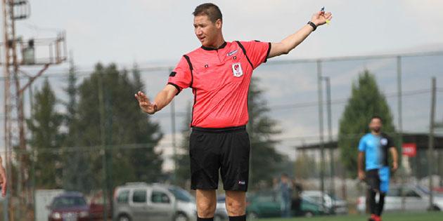 Tuzlaspor-Bursaspor maçının hakemi açıklandı…
