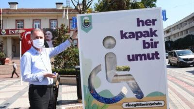 İnegöl Belediyesi ile 'Her Kapak Bir Umut' olacak