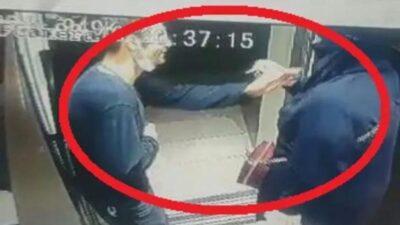 Bursa'da iğrenç olay! Asansördeki kadını böyle taciz etti