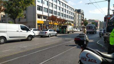 Bursa'da karton toplama kavgasında kan döküldü, ortalık karıştı