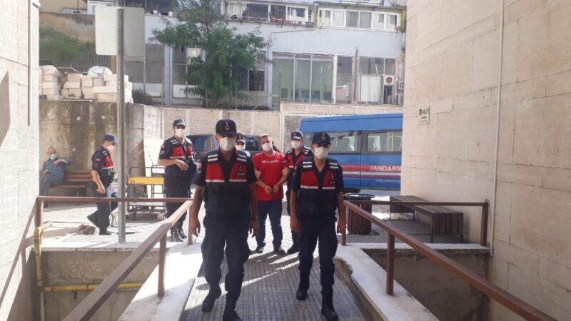 Bursa'da miras yüzünden cinayet işleyen zanlı tutuklandı