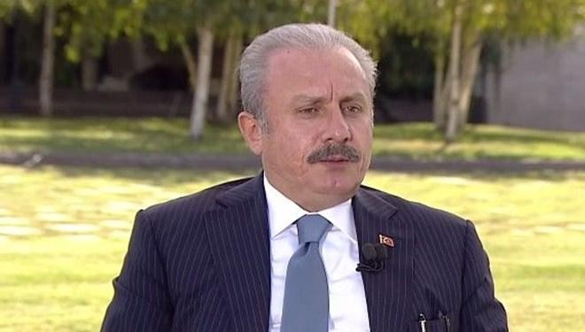 Mustafa Şentop, Mareşal Fevzi Çakmak'ın vefatının 71. yılı dolayısıyla düzenlenen törende konuştu