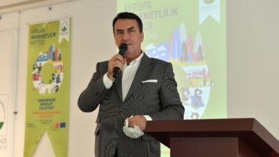 Osmangazi'den Bisiklet Çalıştayı
