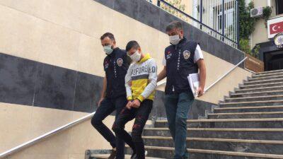 Cinayetin zanlısı Bursa'da yakalandı! Olay anları kamerada…