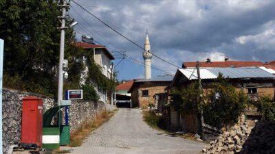 Bursa'da mahalleyi koruyan kamera sisteminden öğrencilere internet imkanı