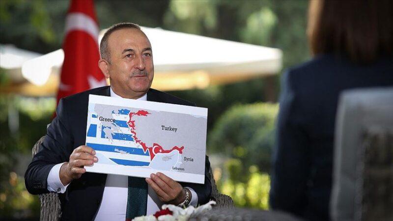 Çavuşoğlu: Türkiye Doğu Akdeniz'de geri adım atmadı